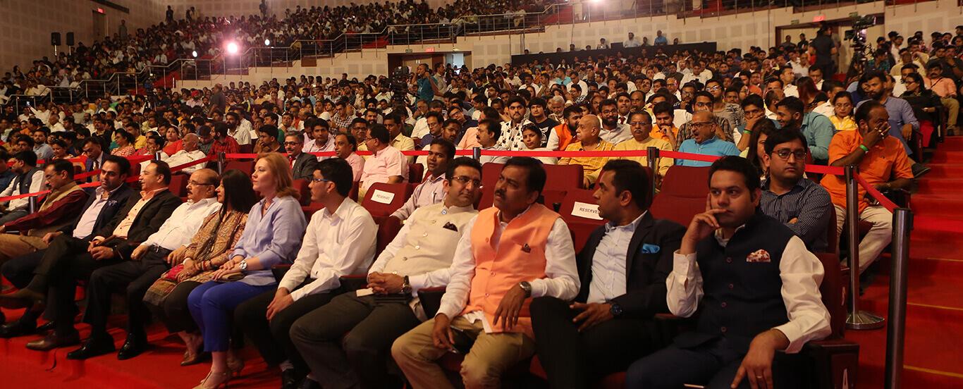 इंडिया टीवी के मंच पर प्रधानमंत्री मोदी