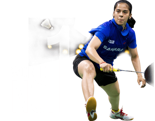 Badminton Queen Saina Nehwal