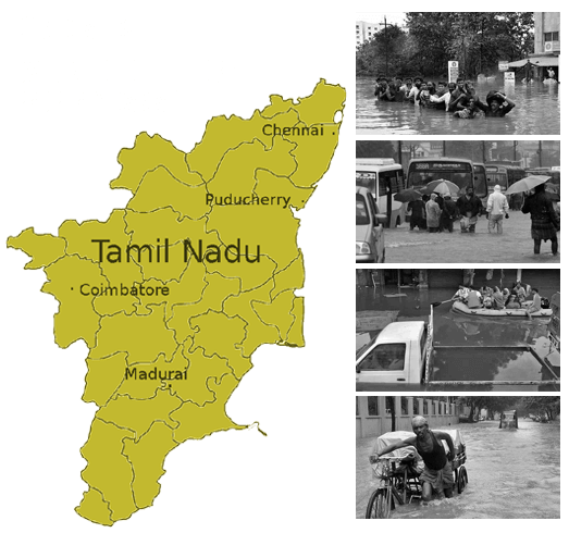 TamilNadu Flood