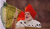 चुनावी रैलियों से संसद भवन तक नरेंद्र मोदी की चुनिंदा तस्वीरें