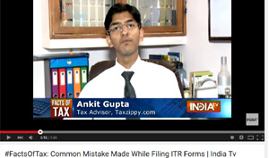 #FactsOfTax: Common Mistake Made While Filing ITR Forms | India Tv