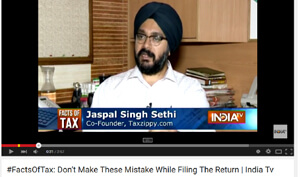 #FactsOfTax: Don't Make These Mistake While Filing The Return | India Tv