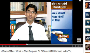 #FactsOfTax: What Is The Purpose Of Different ITR Forms | India Tv